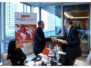 Malezyalı 50 firma, Türk firmaları ile görüştü