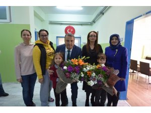 Başkan Çerçi Öğretmenler Gününü kutladı