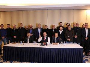 Lastik-İş Genel Başkanlığına getirilen Alaattin Sarı: