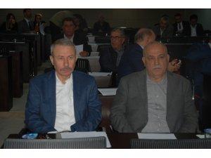 Mecliste ASKİ hizmetleri tartışıldı