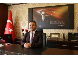 """Çerkezköy TSO Başkanı Kozuva: """"Öğretmenler geleceğimizin mimarlarıdır"""""""