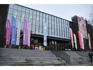 Restoresi tamamlanan Beylikdüzü Atatürk Kültür ve Sanat Merkezi açıldı
