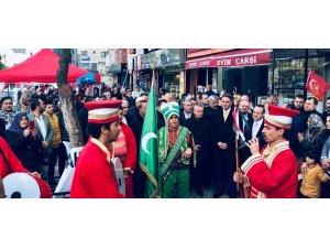 Ümraniye'de Osmanlı Ocakları Türkiye Gençlik Kolları Merkezi açıldı