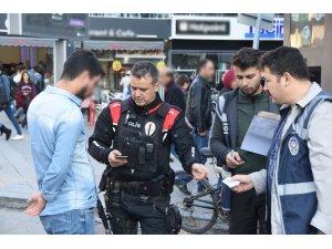 Antalya'da kurallara uymayan sürücülere ceza