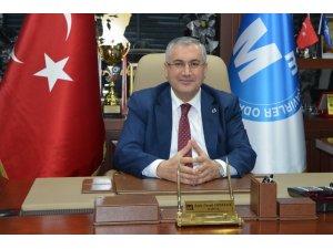 Konya SMMM Odası Başkanı Özselek'ten Öğretmenler Günü mesajı