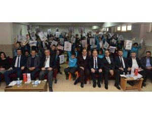 Öğrencilere obezite konferansı