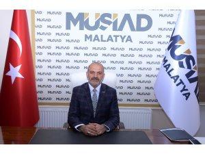 MÜSİAD Şube başkanı Kalan'dan öğretmenler günü kutlaması