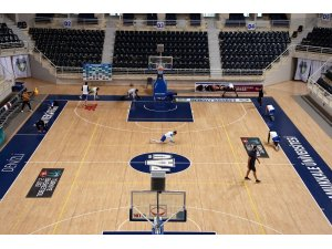 Denizli Basket, Bornova Bossan maçı hazırlıklarına başladı