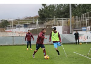 Trabzonspor'dan anlamlı maç