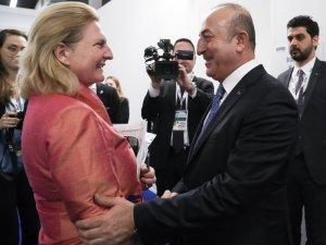 Dışişleri Bakanı Çavuşoğlu'nun İtalya temasları