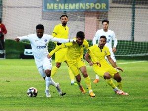Ziraat Türkiye Kupası: Menemen Belediyespor: 1 - Kasımpaşa: 2