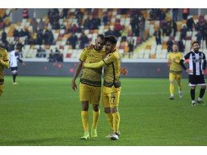 Ziraat Türkiye Kupası: E. Yeni Malatyaspor: 2 - Etimesgut Belediyespor: 0 (Maç sonucu)