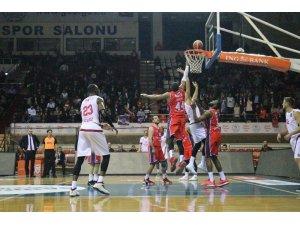 Tahincioğlu Basketbol Süper Ligi: Gaziantep Basketbol: 65 - Bahçeşehir Koleji: 63