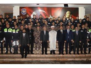 Diyanet İşleri Başkanı Erbaş Mardin'de birlik beraberlik için dua etti
