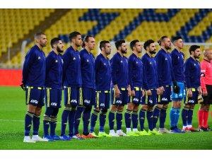 Ziraat Türkiye Kupası: Fenerbahçe: 0 - Giresunspor: 0 (Maç devam ediyor)