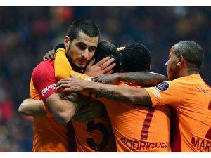Galatasaray evindeki yenilmemezliğini 27 maça çıkardı
