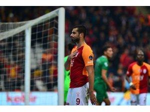Spor Toto Süper Lig: Galatasaray: 2 - Çaykur Rizespor: 2 (Maç sonucu)