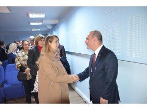 Edirne İl Milli Eğitim Müdürü Cırıt'a veda programı