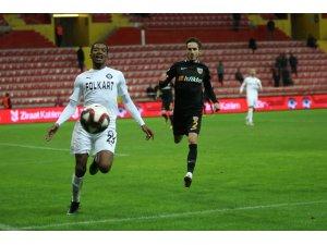 Ziraat Türkiye Kupası: Kayserispor: 4 - Altay: 1