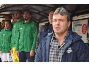 Nazilli Belediyespor Teknik Direktörü Yavuz ilk yarıyı değerlendirdi