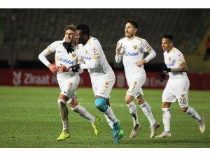 Kayserispor'un Kupa golcüleri