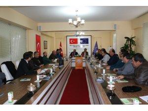 Erzincan örtü altı sebze yetiştiriciliğinde bölgesinde söz sahibi olacak