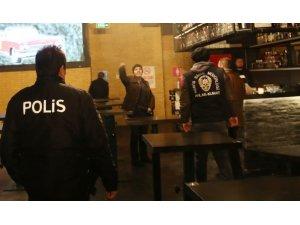 Tekirdağ'da 177 polisle dev uygulama