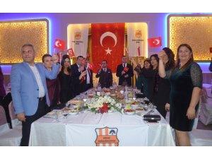 Arsuz Karaağaç Spor'a destek gecesi