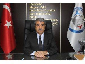 """Başkan Duranay: """"Bankalar esnafın krediye ulaşımını kolaylaştırmalı"""""""