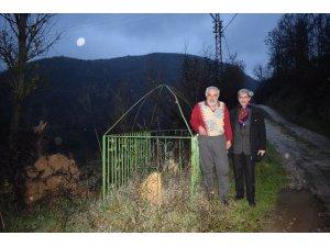 200 yıllık meçhul mezar koruma altına alındı
