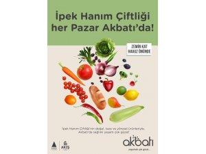 Doğal tarım ürünleri tüketiciyle buluşuyor