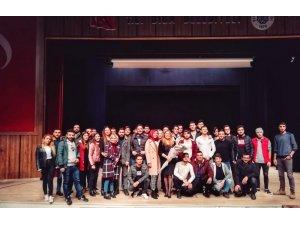 Biga Hamdibey Ticaret Meslek Lisesi öğrencilerine kooperatifçilik anlatıldı
