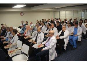 Akılcı ilaç kullanımı farkındalık eğitim toplantısı yapıldı
