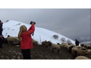 Terörün bittiği dağlar artık fotoğraf sanatçılarına emanet