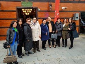Yüksekovalı kadınlar, Konya'da ağırlandı