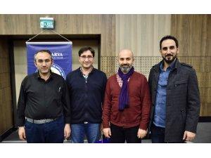 """""""Aliya ve İslam Düşüncesinde Yenilenme"""" isimli konferans SAÜ'de düzenlendi"""