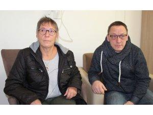 Alman uyruklu hemşire 3 kişiyi hayata bağladı