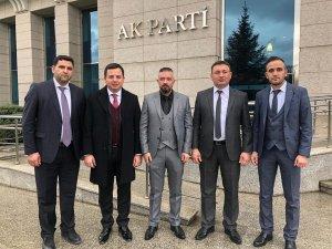 AK Parti Korkuteli İlçe Başkanlığına Moğol atandı