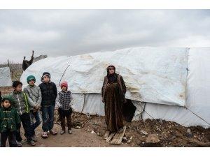 PKK/YPG'nin zulmünden kaçan 13 kişilik aile tekrar evine dönmek için operasyonu bekliyor