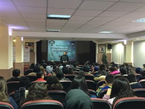 Kargı'da terör konferansı