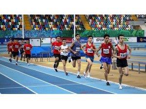 Simavlı sporcudan atletizm birinciliği