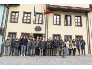 Eskişehir Odunpazarı Tarih ve Fotoğraf Buluşması gerçekleştirildi