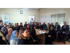 Şaphane'de yeni girişimciler yetiştiriliyor