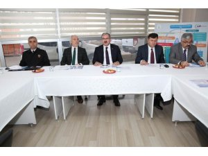 Kütahya'da AFAD kış tedbirleri toplantısı