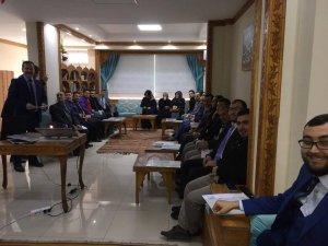 Şaphane'de ailenin korunması ve kadına yönelik şiddet semineri