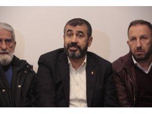 15 Temmuz Gazileri'nden Milli Savunma Bakanı Hulusi Akar'a destek