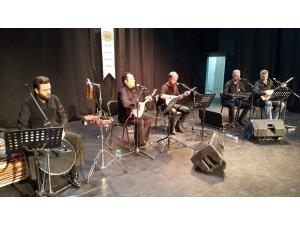 Eskişehir'de 'Türküler Miras, Şiirler Hayattır' konseri