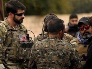 ABD TIR'ları Suriye'den çıkmaya başladı