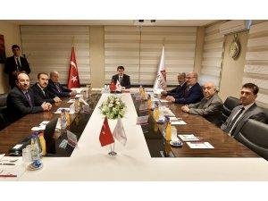 Başkan Tuna Kalkınma Ajansı toplantısına katıldı