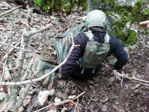 Siirt'te PKK'nın kış üslenmesine yönelik operasyon devam ediyor